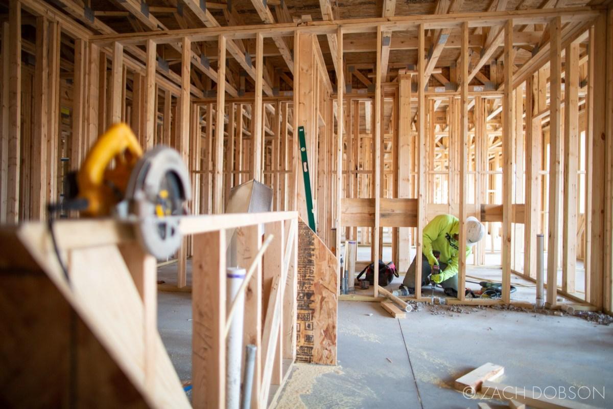 construction, development, multifamily, indianapolis, indiana, framing