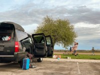 Adjusting to Life on the Road - Travel with Kids
