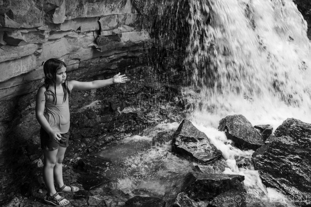 mccormicks creek state park waterfall