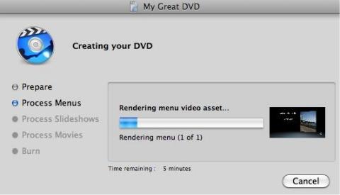 Burn-DVD-progress
