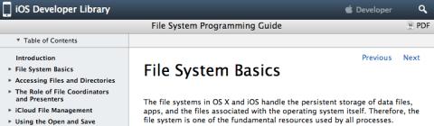 ios-file-system