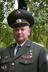Герой России полковник АЛ Красов
