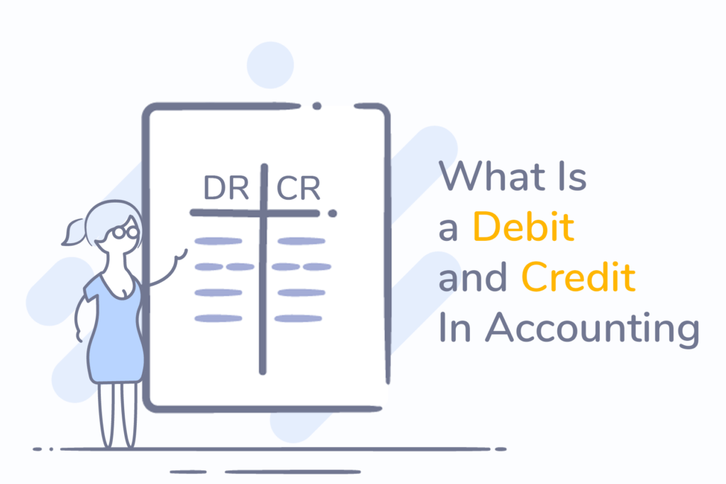 1 Simple Rule To Understand Debits And Credits Zaperp Blog