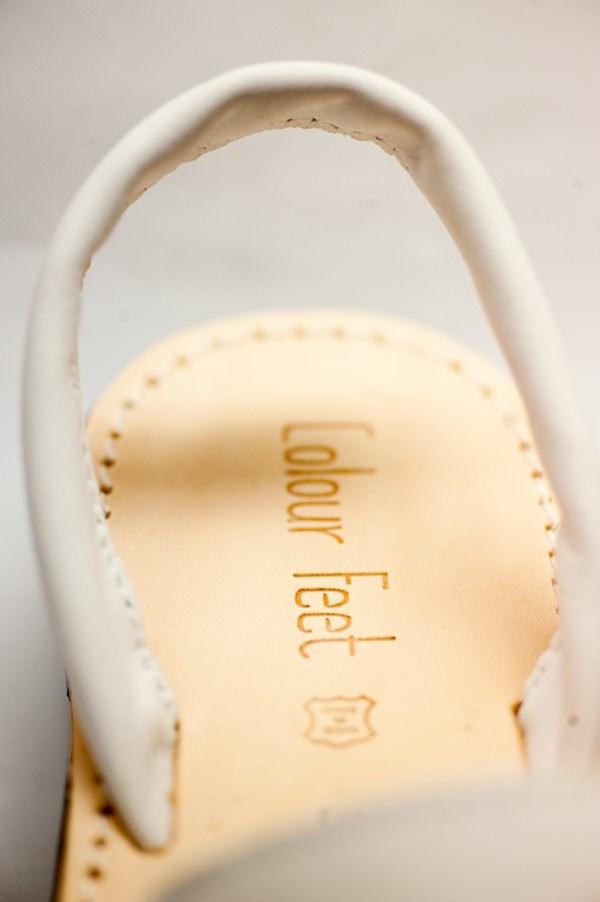 Menorquinas Colour Feet