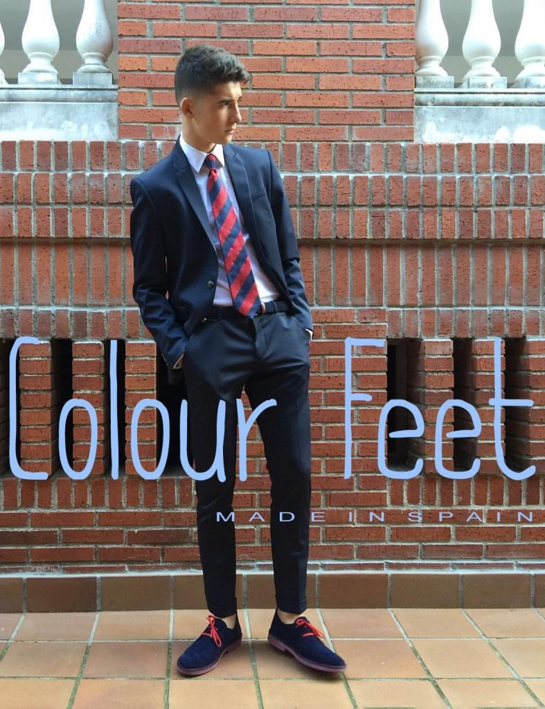 Safaris Colour Feet