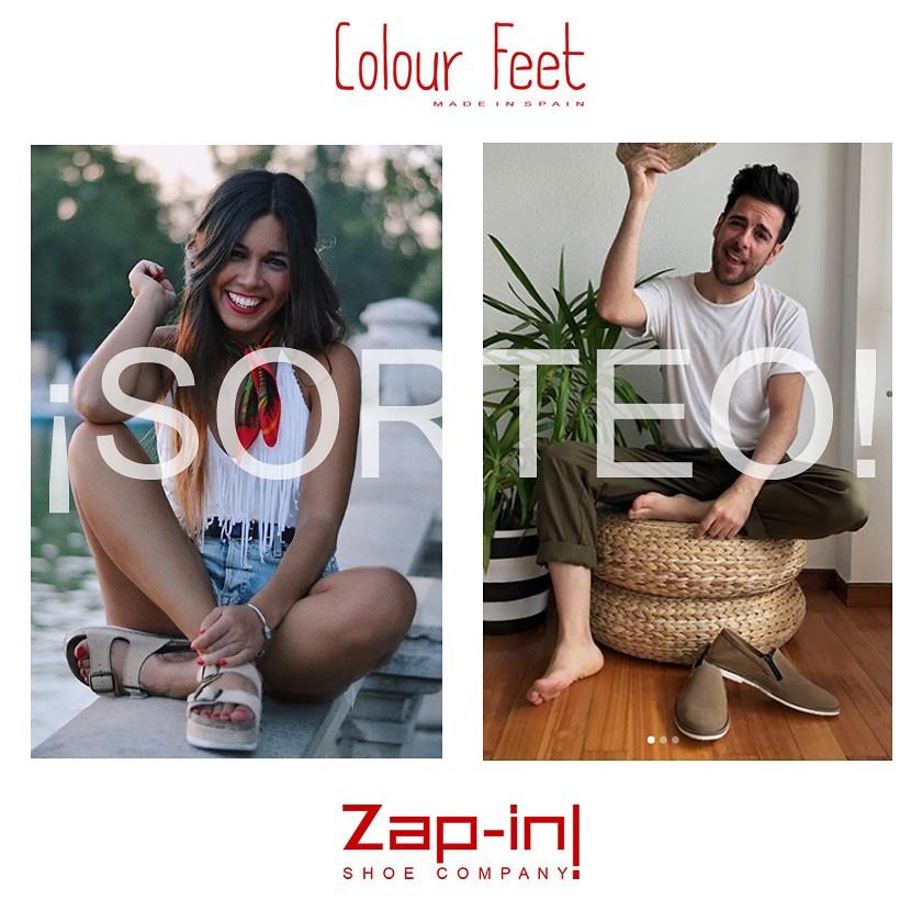 sorteo de zapatos gratis instagram