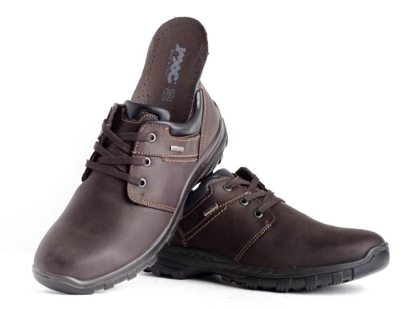 Zapatos Imac Gore tex 203018 para hombre con plantilla extraíble.