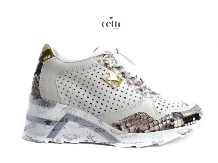 Nueva colección de calzado de verano Cetti