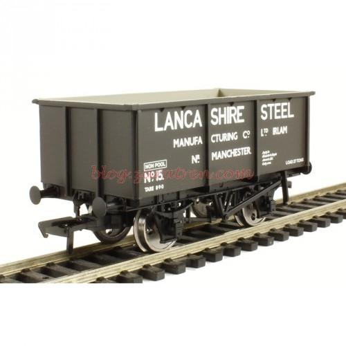 Plataforma Media Lancashire Steel Manufacturing Livery, Branch-Line, Ref: 37-280.