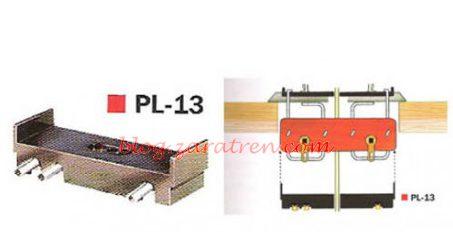 Conmutador para serie de motores PL-10, Marca Peco, Ref: PL-13.