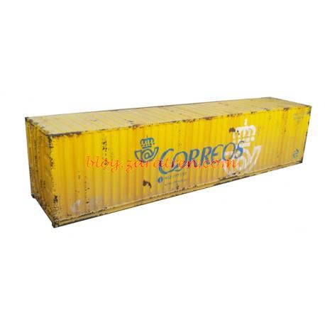 Contenedor de 40/' Correos escala HO de la marca Mabar ref 58881