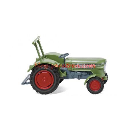Wiking - Tractor Fendt Farmer 2, color Verde pálido, Ref: 089904 ...