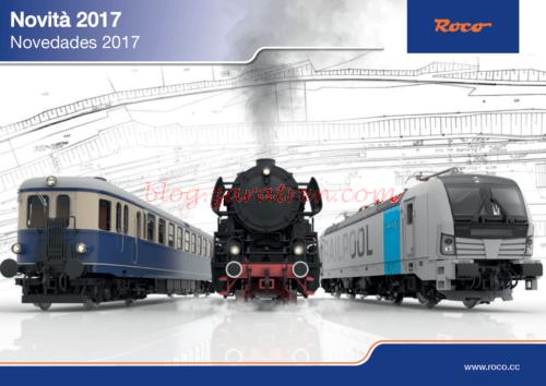 2017 - Novedades - Roco - Zaratren.com