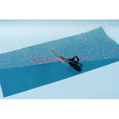 Heki, - Plancha efecto agua, cortar y pegar, 80 x 35 cm, Ref: 3110 - 35 x 25 cm, Dos piezas, Ref: 3105, Válido para todas las escalas