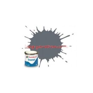 Humbrol - Extra dark sea grey , Extra playa gris oscuro ( 123 ). Bote 14 ml, Ref: AA1359