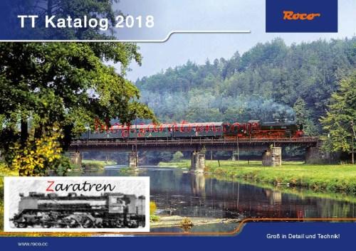 Roco - TT Catálogo novedades 2018