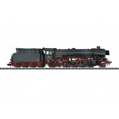 Trix - Locomotora de Vapor BR042 096-8, DB, Digital con sonido, época IV, Escala N, Ref: 16412