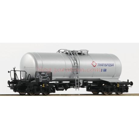 Roco - Vagón Cisterna Transfesa, época V-VI, Escala H0, Ref: 76719