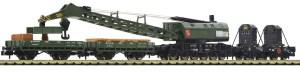 Fleischmann - Tren taller con vagones de intervención, DB, Escala N, Ref: 859902.