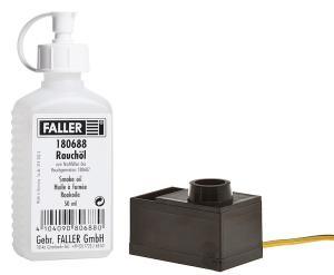 Faller - Generador de Humo para casas con bote de liquido, Ref: 180690.