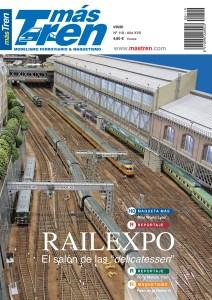 Revista MásTren, Nº 119, Año XVII, 2020.