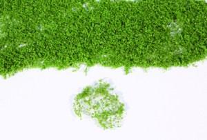 Heki - Flor realista Verde Mayo, 28 x 14 cm, Todas las escalas, Ref: 15102.