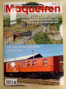 Revista mensual Maquetren, Nº 327, 2020.