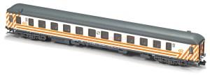 Mftrain - Coche de viajeros 16200 RENFE Regional, N. Matricula, Escala N, Ref: N50814.