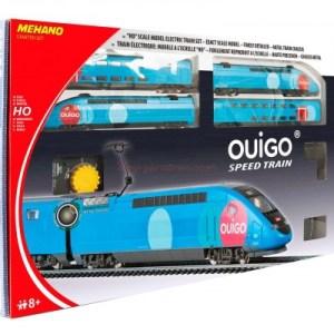 Mehano - Set de inicio OUIGO, SNCF, Escala H0. Ref: T114.