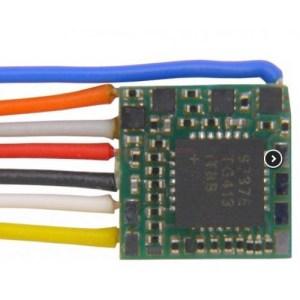 Zimo - Decodificador serie MX616, De Cables. Ref: MX616.