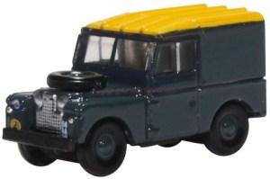 Oxford - Land Rover Serie 1 88, Techo duro, RAF, Escala N, Ref: NLAN188021.