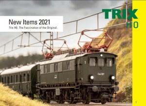 Catalogo Novedades TRIX 2021.