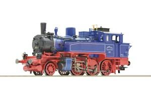 Roco - Locomotora de Vapor de Cremallera, Alpspitz-Bahn, Analogica, Escala H0, Ref: 73159