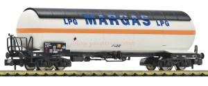 Fleischmann - Vagón cisterna de Gas, Tipo Zags, Margas, Epoca IV-V, Ref: 849117.
