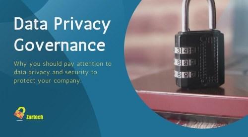 data privacy governance importance