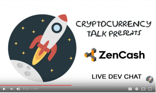 cryptocurrency talk