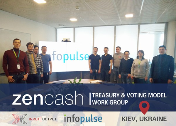 zencash and iohk project update