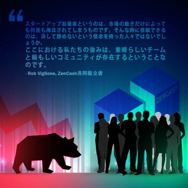 Bear market vs zen