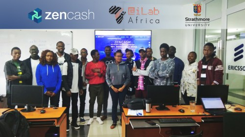 zencash blockchain technology and secure node workshop in kenya