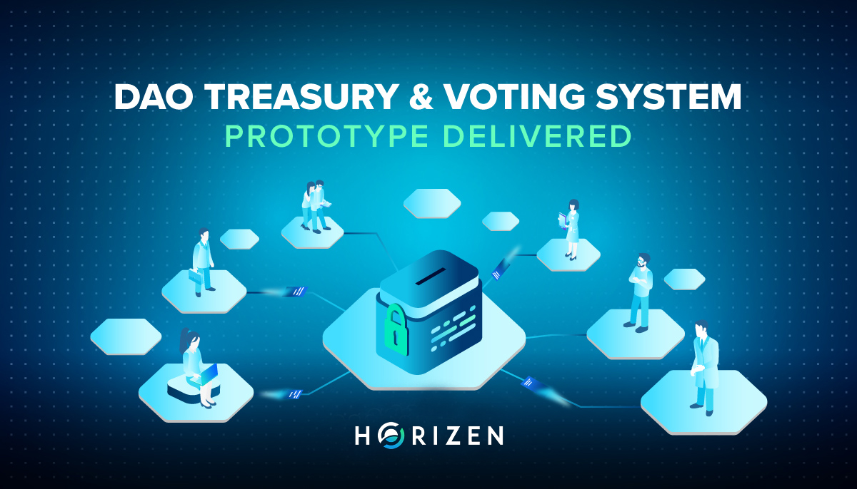 Horizen DAO Treasury and Voting System - Prototype Delivered