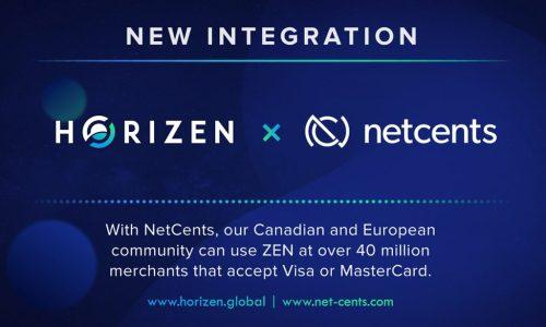 NetCents-Horizen-Integration