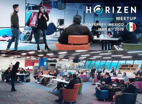 Horizen meetups