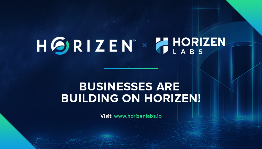 Horizen Partners with Horizen Labs to Bring Mainstream Business Adoption