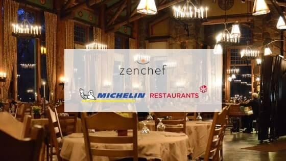 Zenchef et MICHELIN s'associent pour les réservations en ligne