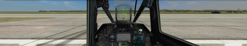Ka-50 Cockpit in DCS World 1.4.2