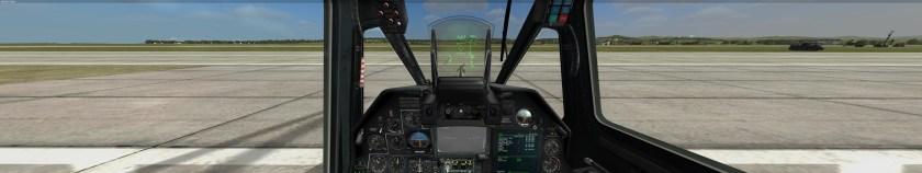 Ka-50 Cockpit in DCS World 1.4.2
