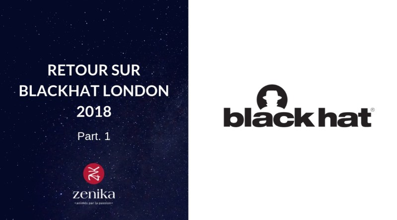 BlackHat london 2018 - 1