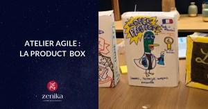 Atelier agile Product box cover