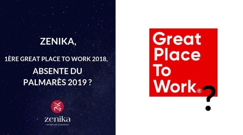 Blog Zenika - GPTW 2019