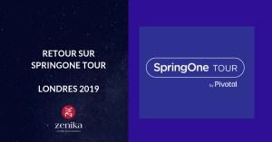 Blog Zenika - springone tour 2019